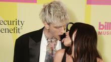 Machine Gun Kelly marks 1-year anniversary of Megan Fox proclaiming her love