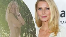 Gwyneth Paltrow, 48, shocks fans with naked snap: 'Birthday suit'