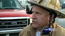 Fire chief, We Energies spokesman explain power plant fire