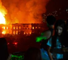 Donations for gutted Brazil museum a fraction of Notre-Dame's
