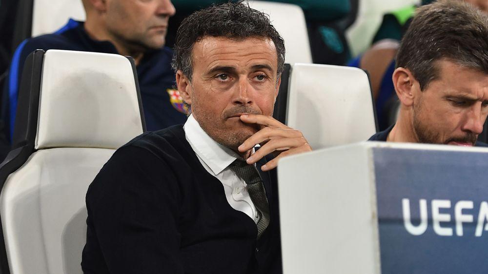 "Luis Enrique s'inchina alla Juventus: ""Può vincere la Champions"""