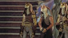 Jar Jar Binks's Tragic Fate Laid Bare in New 'Star Wars' Novel