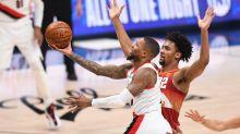 2021 NBA Playoffs: Betting Odds-- Blazers vs. Nuggets