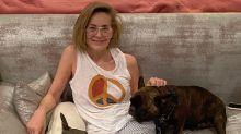 """Sharon Stone teme una """"guerra civil"""" en EEUU y aconseja crearse una """"habitación segura"""""""