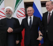 Russia, Turkey, Iran hail US Syria withdrawal