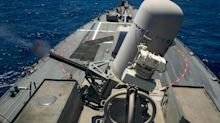 Raytheon wins $199M Navy contract to upgrade Phalanx weapons