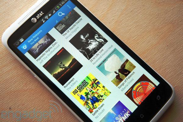 Rdio Android app updated with playlist and search improvements, puts new releases in grid view