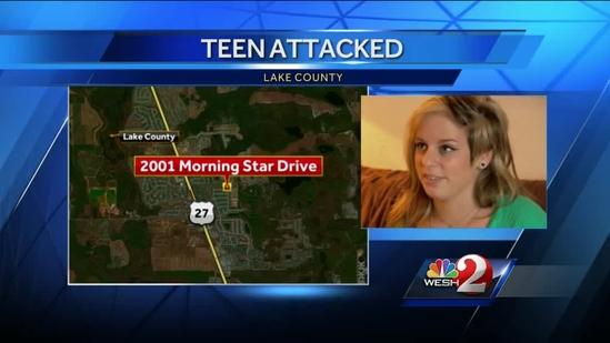 Deputies: Girl, 16, attacked by stranger in home