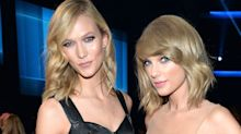 Karlie Kloss Quietly Showed Support For Taylor Swift's New Album