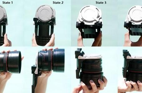 Insert Coin: Quikdraw targets lens fumblers and multiple camera packers (video)