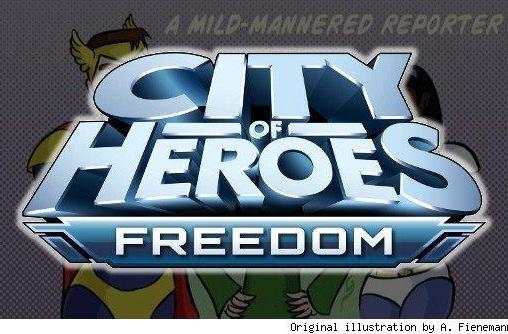 A Mild-Mannered Reporter: Freedom