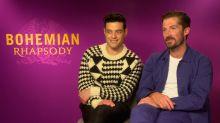 Rami Malek nos cuenta cómo sacaron Bohemian Rhapsody adelante tras la ausencia del director