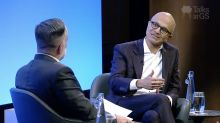 Satya Nadella on creating a culture that emphasizes learning and empathy