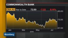 Commonwealth Bank's Record Profit Run Ends