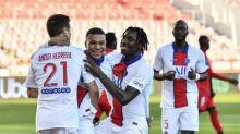 Sem Neymar, Paris Saint-Germain goleia o Dijon pelo Francês e cola na liderança