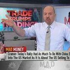 Cramer: This trade-led rally makes sense—just look at the retail sector