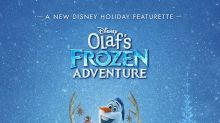 Olaf's playing reindeer games in 'Olaf's Frozen Adventure' poster (exclusive)