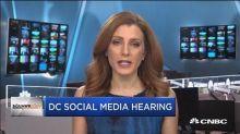 Social media giants battle extremist content