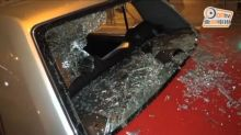 Kuantan hit with a spate of marble attacks shattering car windows