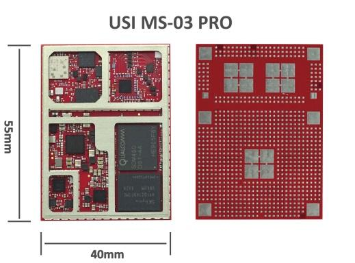USI Launches Highly Integrated WWAN SOM Module and NB-IoT Communication Module