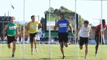 Rodrigues Chico wins Stawell Gift