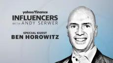Ben Horowitz joins Influencers with Andy Serwer