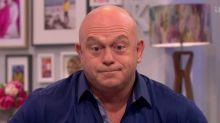Ross Kemp admits being 'jittery' before EastEnders return