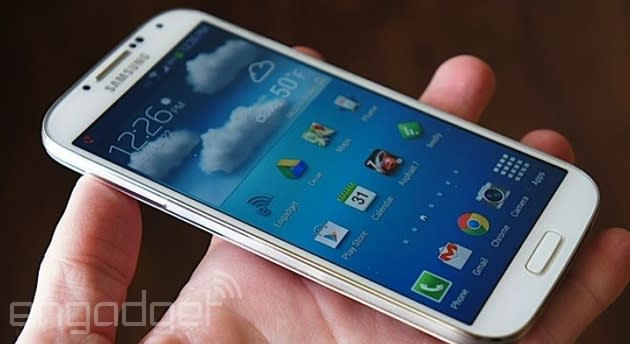 Sprint to launch Galaxy S 4 variant with speedy Spark LTE