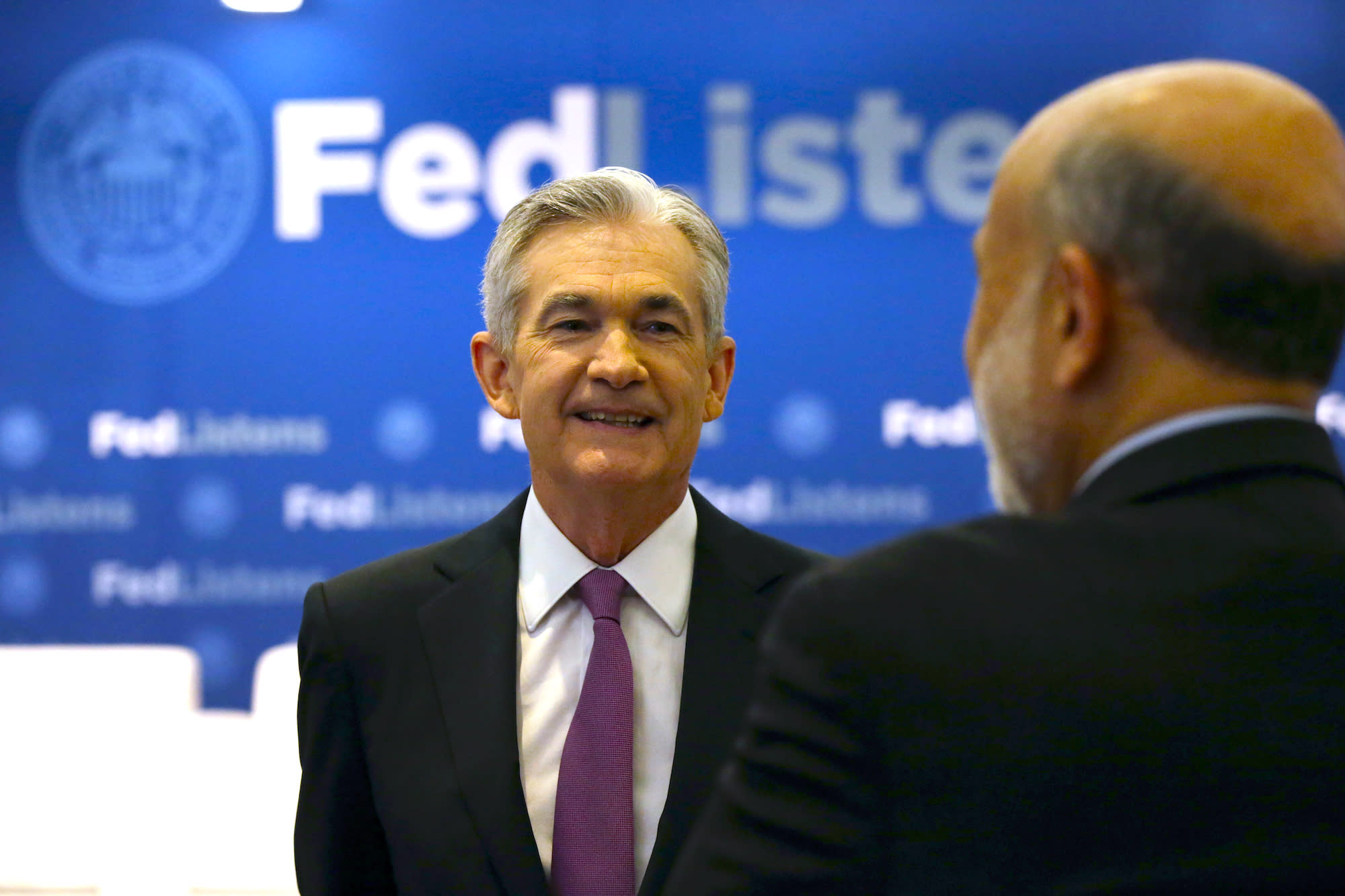 America meets Fed Chair Jay Powell: Morning Brief