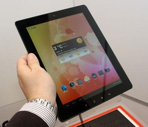 Prestigio's Multi 9.7 Android 4.0 tablet has an IPS display, arrives in May for 199 Euro