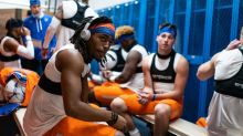 Numbers game: New strength coach Reid Kagy using technology to change how Boise State trains