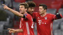 Lewandowski führt Rekord-Bayern zum Gruppensieg