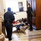 Capitol Police chief apologizes for failures in Jan. 6 siege