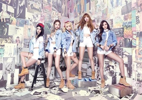 EXID to Disclose Its New Songs to Fans First