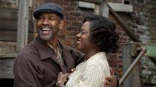 Denzel Washington e Viola Davis entram com tudo na disputa pelo Oscar com'Fences'