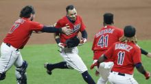 Indians rally for 4-3 win, keep AL Central title hopes alive
