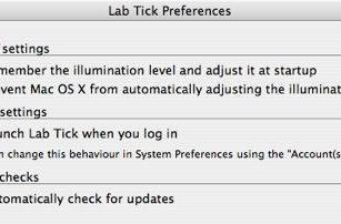 Lab Tick