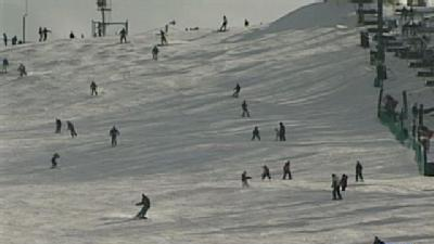 Skiers, Snowboarders Hit The Slopes For A Cause