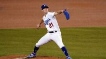 Seager homers, Dodgers beat Brewers 4-2 in playoff opener