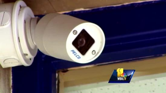 Baltimore County schools on track with security updates