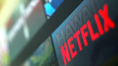 Netflix user growth beats expectations, shares jump