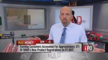 Cramer says newly public Sonos reminds him of Fitbit: 'I'm not going to make the same mistake twice'
