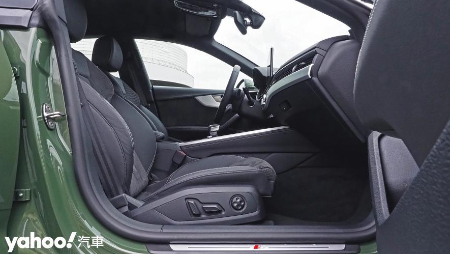 捉艷疾走!2021 Audi A5 Sportback 40 TFSI S line小改款試駕 - 9