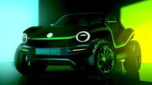 VW's EV Dune Buggy concept could preview a new world of fun coachbuilt cars