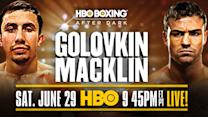 Golovkin vs. Macklin Scouting Report