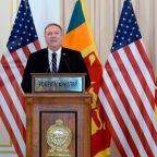Pompeo Visits Sri Lanka as It Deepens China Relationship