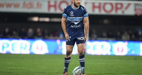 Rugby - Top 14 - MHR - Montpellier (26e et dernière journée) : blessé, le buteur springbok François Steyn absent samedi face au Stade Français