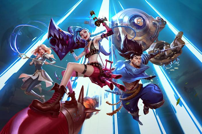 'League of Legends: Wild Rift' open beta expands to North America on March 29th