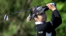 Lee6 fires record-equalling 61 to take lead at Evian