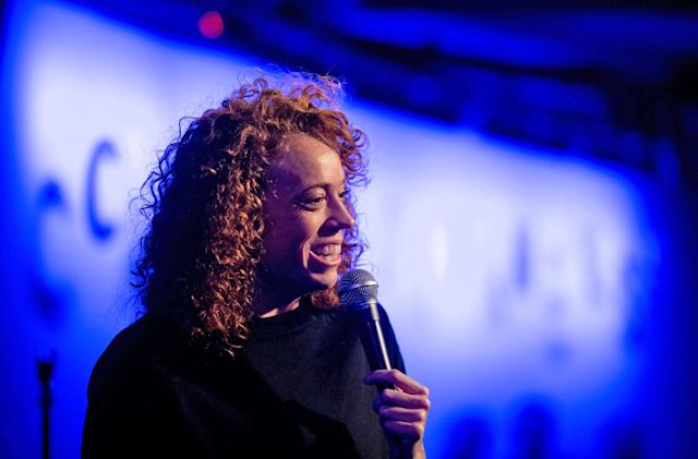 Netflix offers a first look at Michelle Wolf's weekly talk show